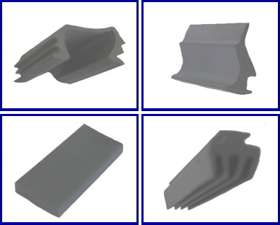 Extruded Plastic Trim and Channels