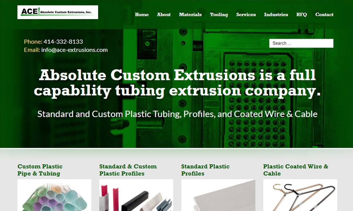 Absolute Custom Extrusions, Inc.