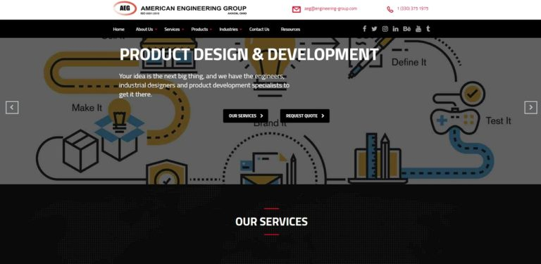 American Engineering Group LLC