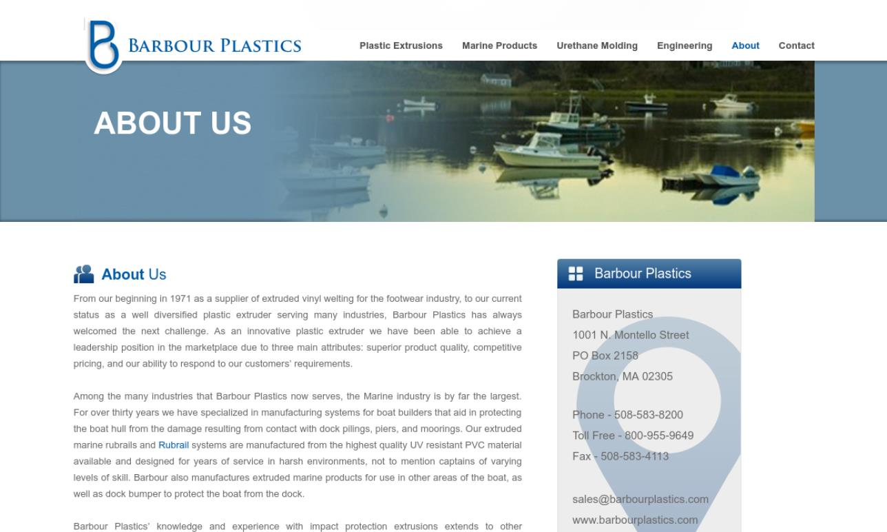 Barbour Plastics, Inc./Barbour Corp.