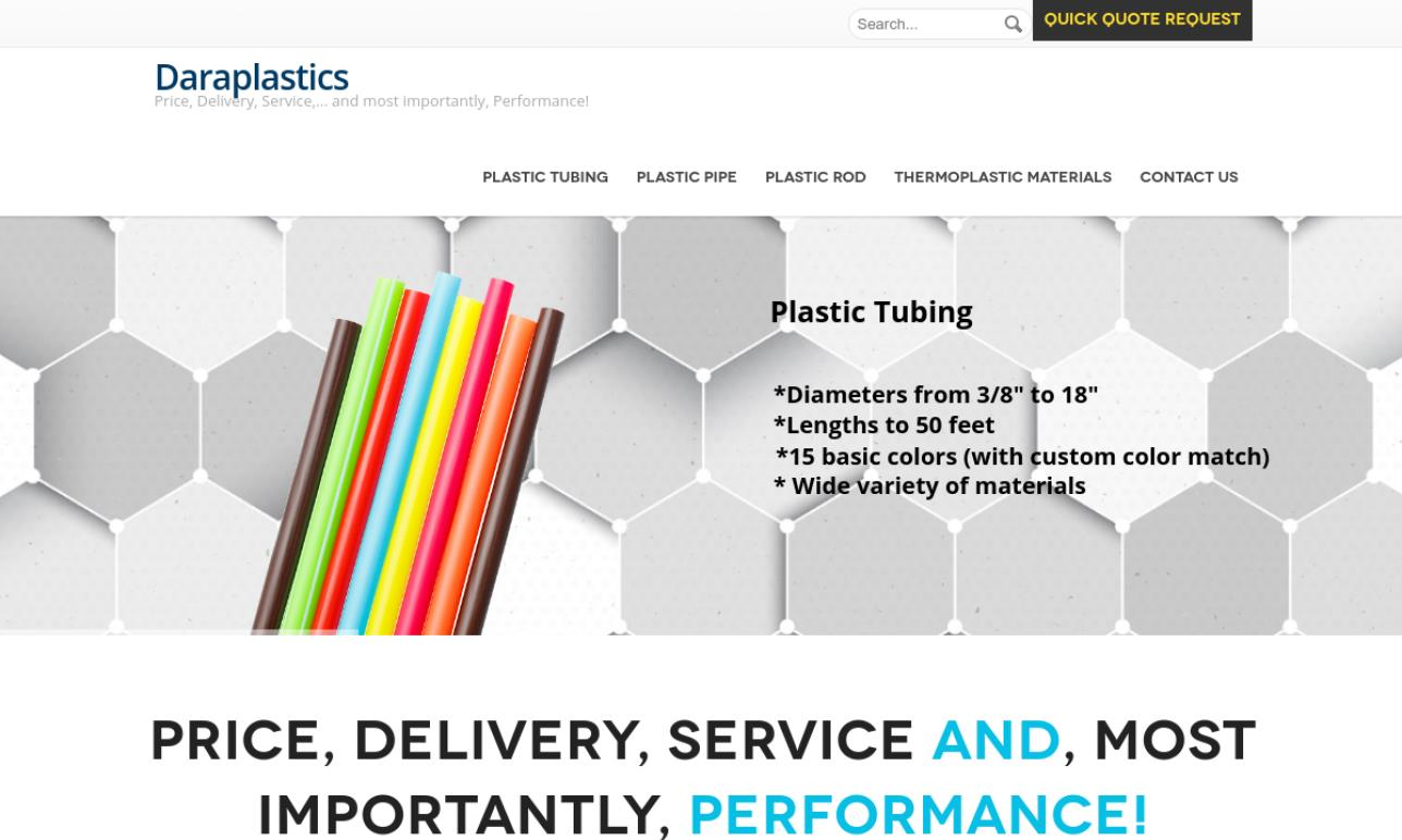 More Extruded Plastics Manufacturer Listings