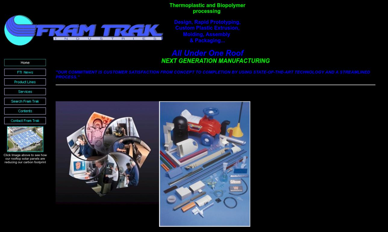 Fram Trak™ Industries, Inc.