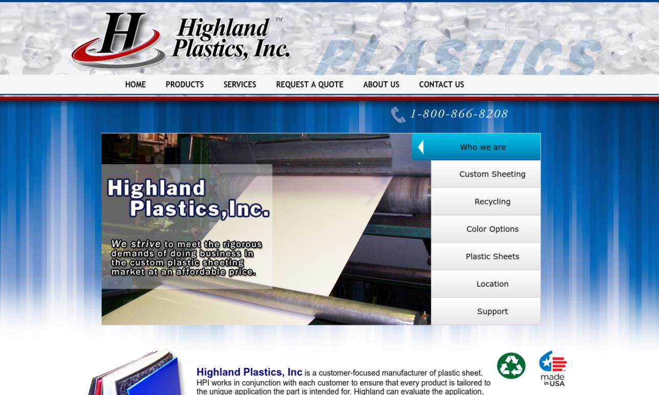 Hi-Tech Extrusions, Inc.