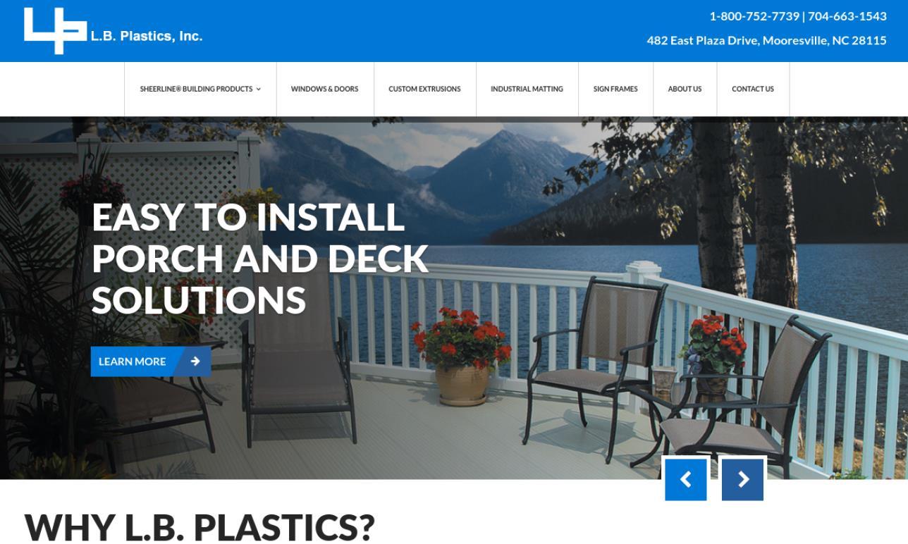 L.B. Plastics, Inc.