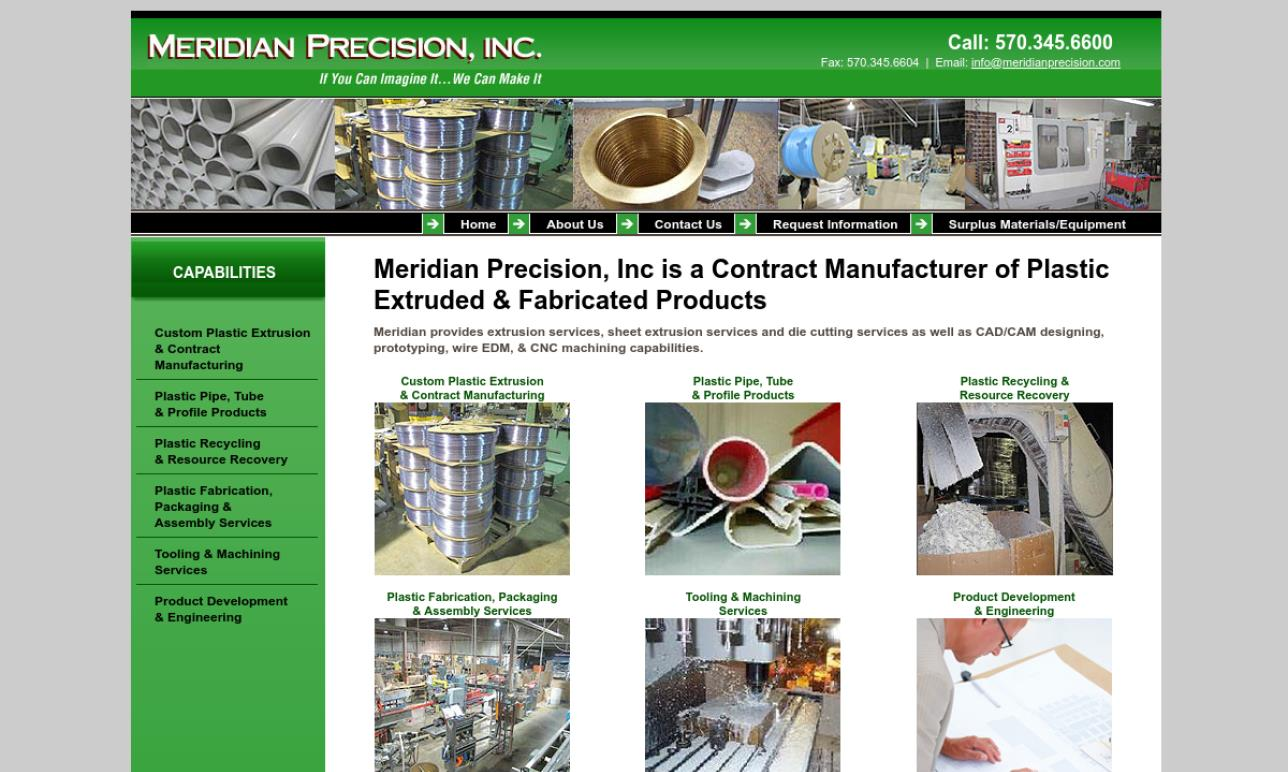Meridian Precision Inc.