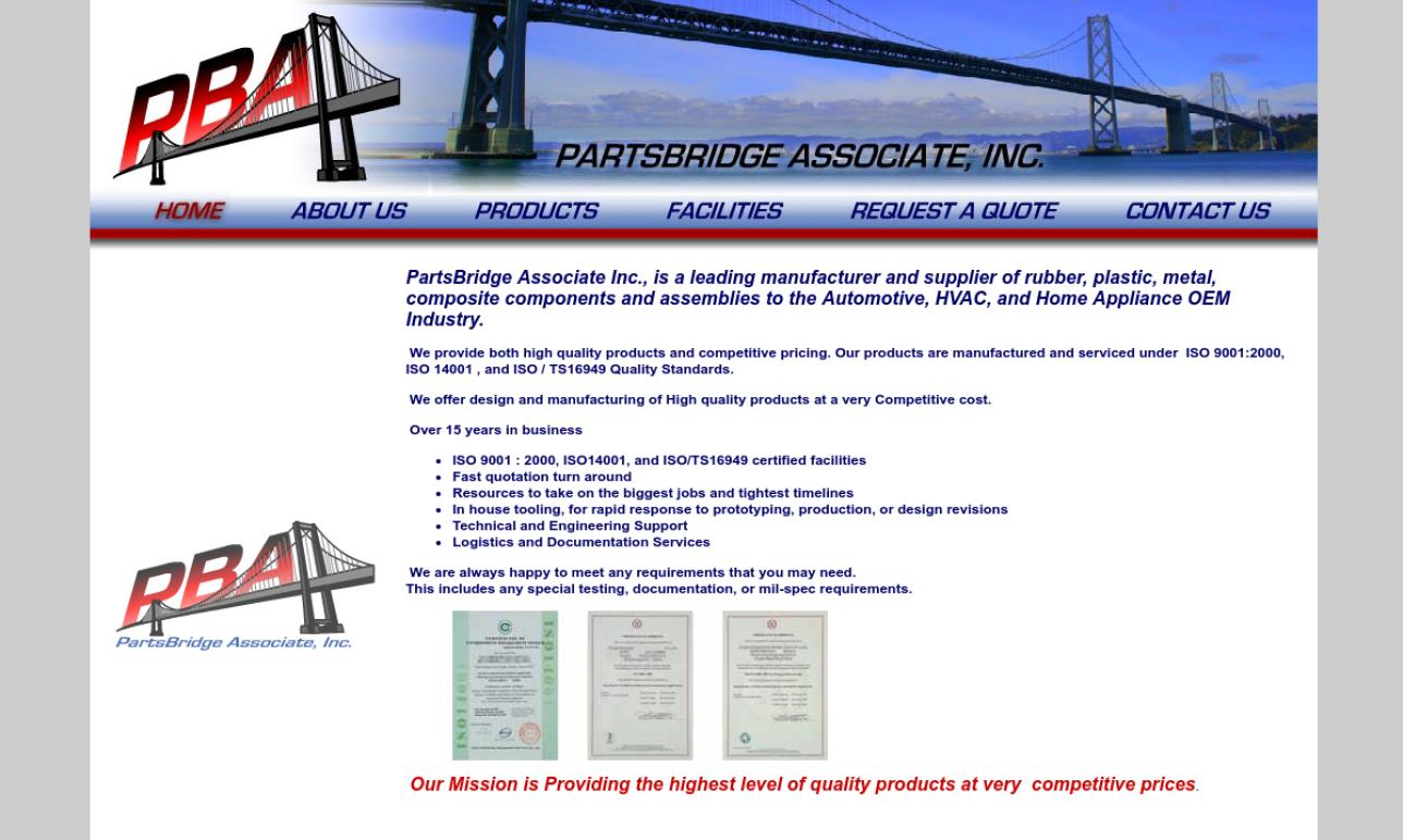 PartsBridge Associate, Inc.