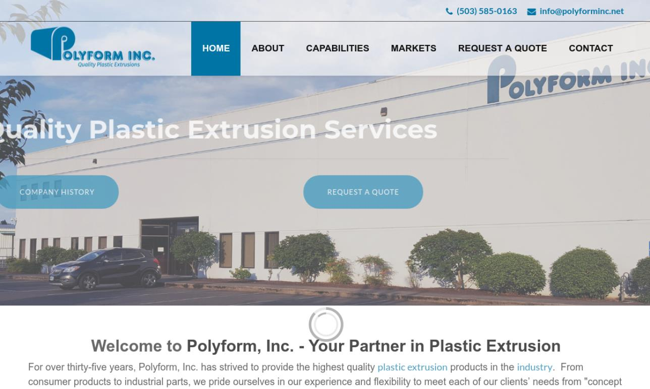 Quebec Extruded Plastic Manufacturers | Extruded Plastics