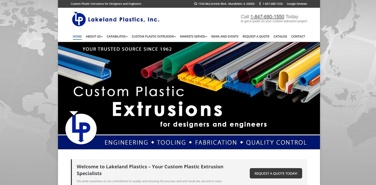 Plastic Extrusion Manufacturers | Plastic Extrusion Supplier
