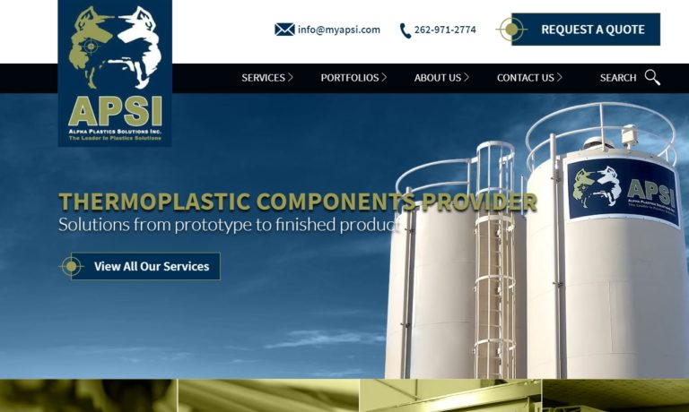 Alpha Plastics Solutions