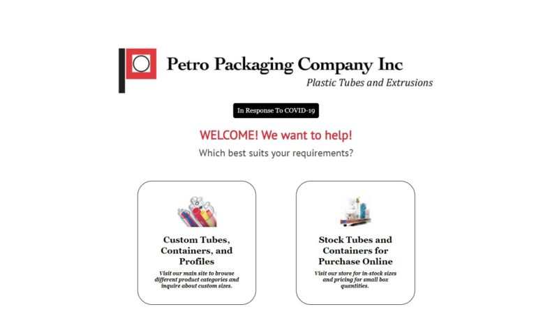 Petro Packaging Company, Inc.