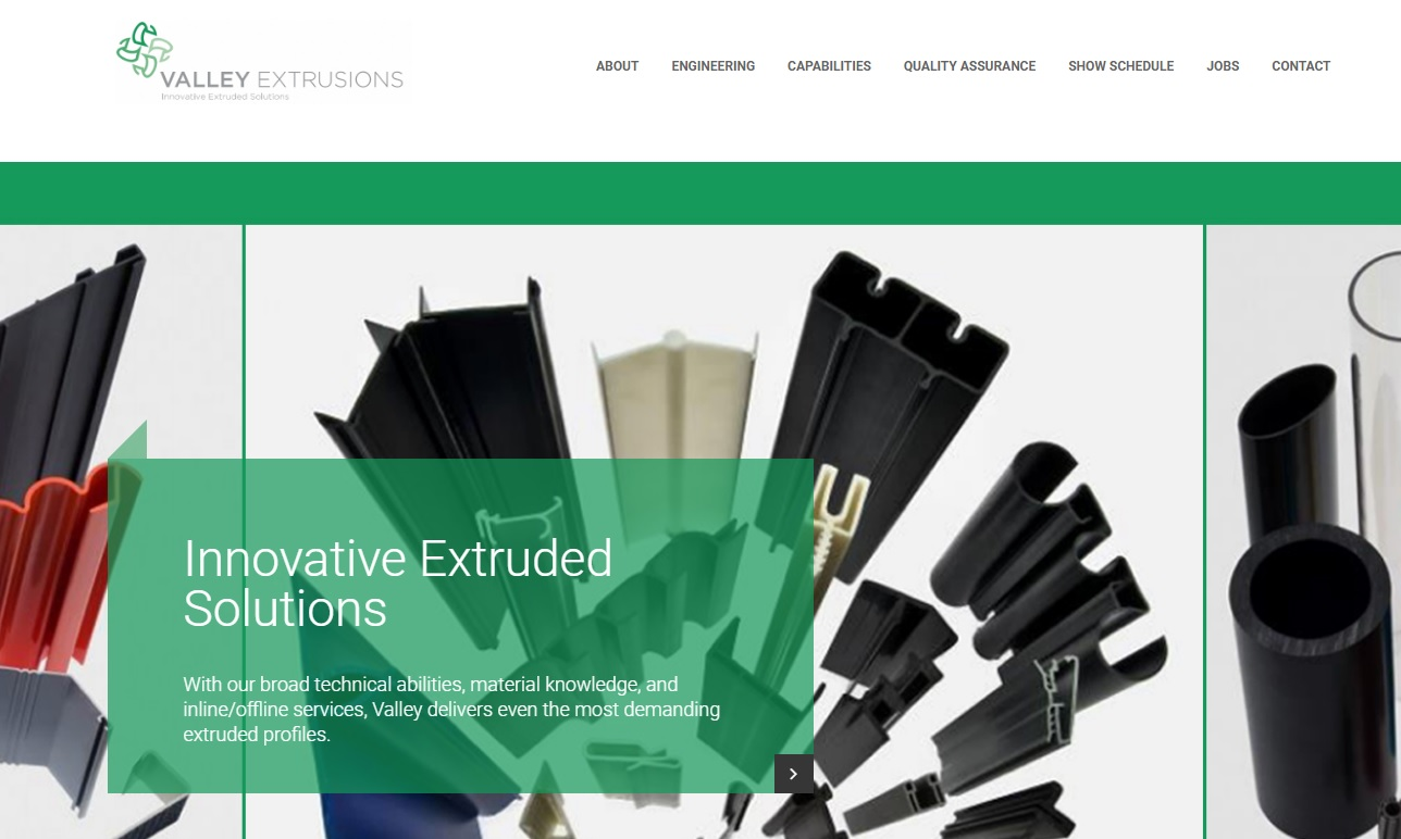 Valley Extrusions, Inc.